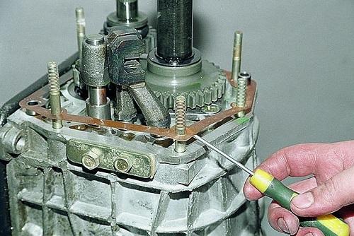 Как ремонтировать коробку передач на ваз 2106